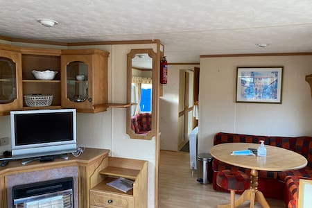 Amulree Lochan Budget Friendly Caravan 1