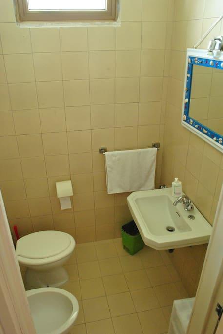 bagno interno
