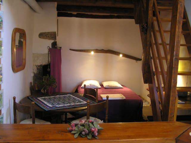 La Goutte-Fangeas - Isserteaux - Casa
