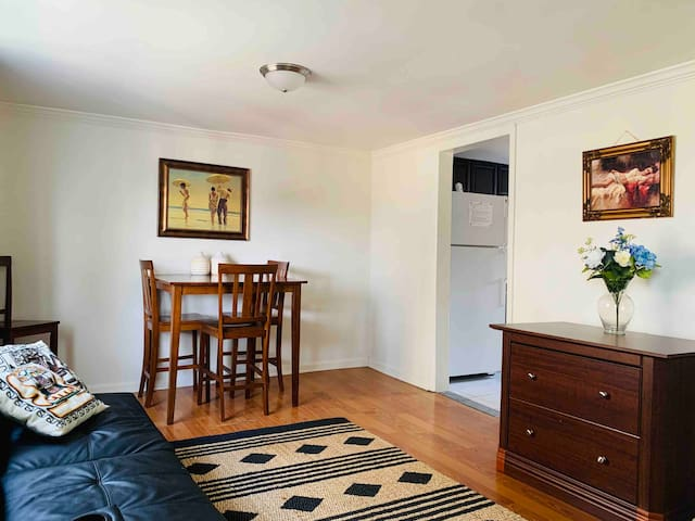 SPACIOUS 3-BEDROOM W/PATIO (30min to NYC)