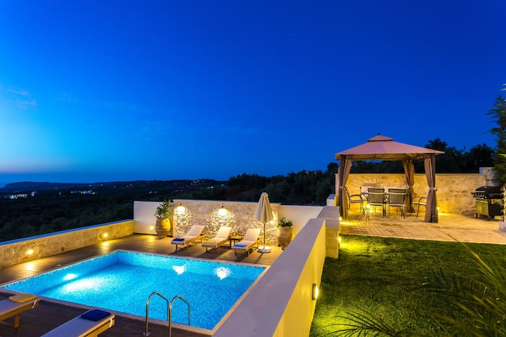 Newly built complex of villas - Rethymno - Casa