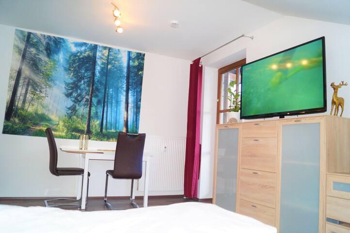 Apartm. Bayerwald + Pool.  In Zwiesel nähe Arber