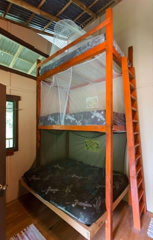 SomerTime Inn- Toucan Bunk Dorm bed - Puntarenas Province - Dorm