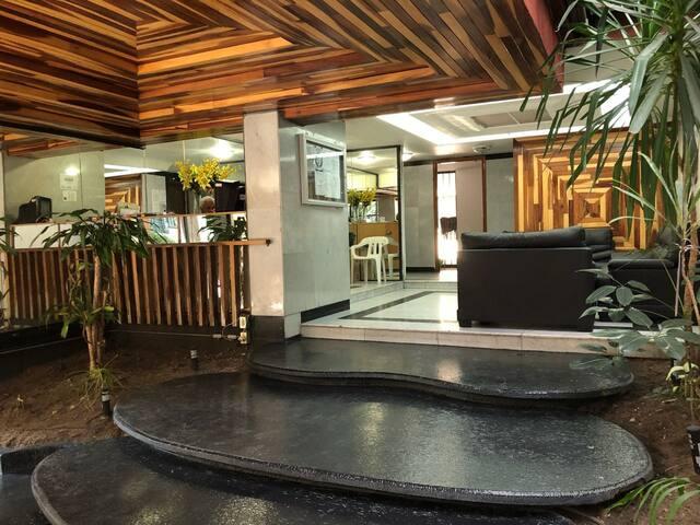 Habitación privada en hermoso departamento Condesa
