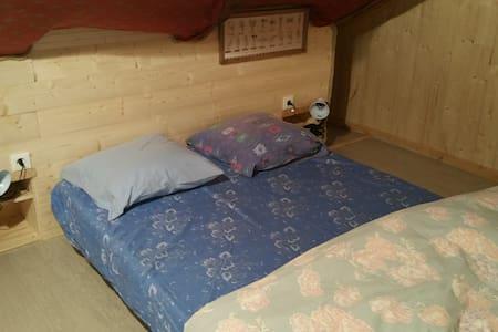 les chambres de l'Ancibé - Le Chambon-sur-Lignon