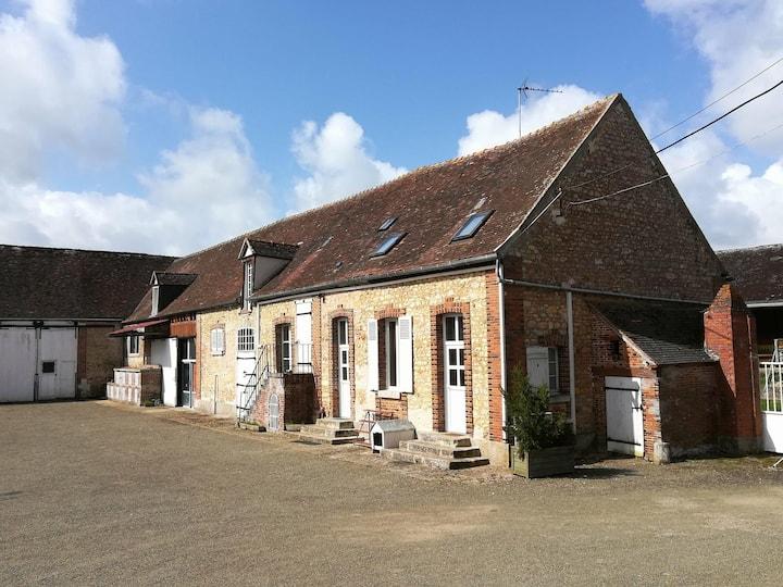 La ferme du Petit Chavernay