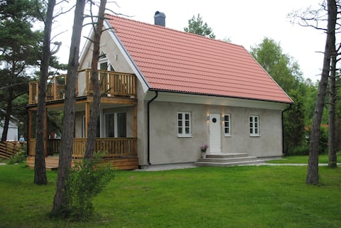 Strandänget Kovik - Huset