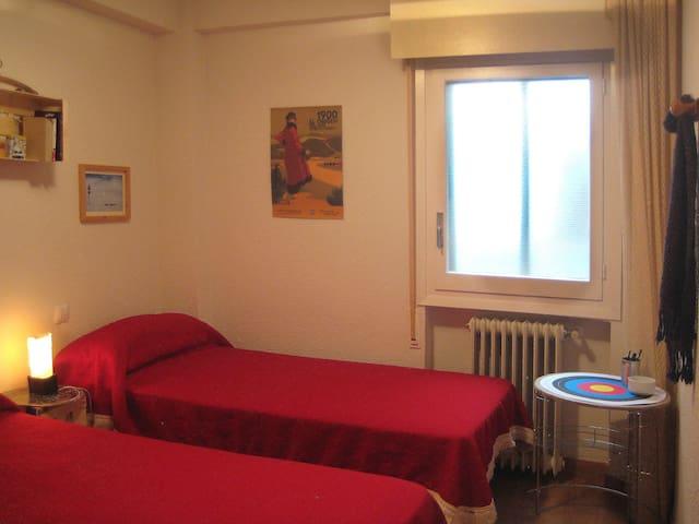 Habitación doble y desayuno - Segovia - Bed & Breakfast