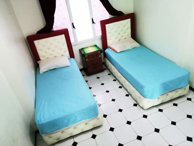 ENJOY THIS NICE STAY IN THE HEART OF TANGIER