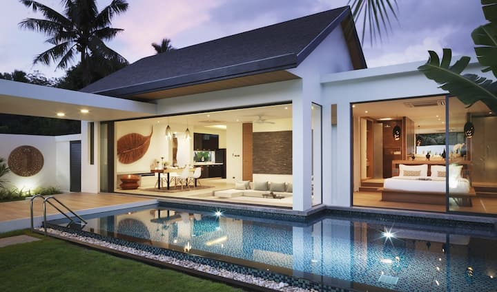 New Modern Luxury Pool Villa Cocoon Villa #2