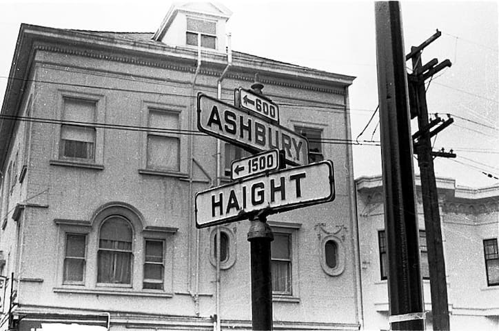 Haight Ashbury Experience Room 2