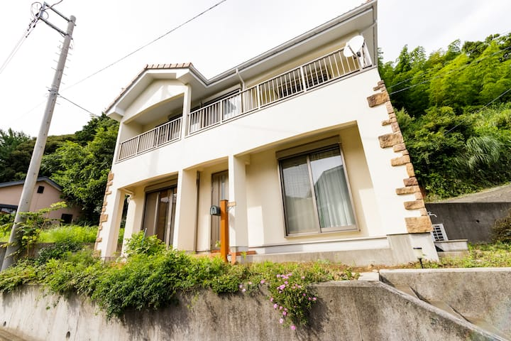 Spacious House with a Spectacular View in Yugawara