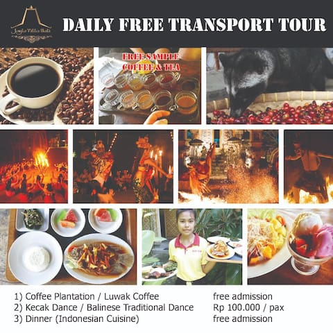 Our daily free city tour......
