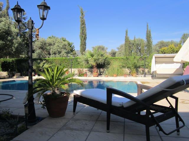 Luxury Relax Villa Marina - Ozanköy - Huvila