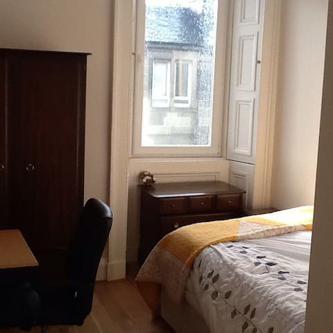central en suite right by haymarket station - Edinburgh - Apartment
