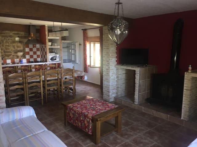 Casa Rural Lagunicas