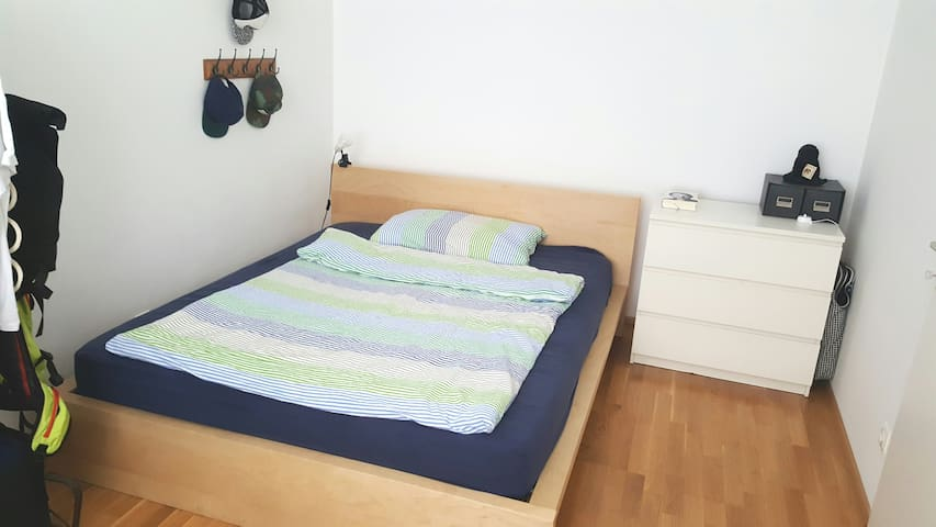 Cosy and quiet Room close to the Center :) - Wien - Wohnung