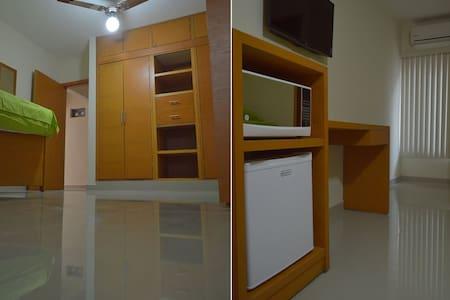 Habitaciones Tipo Hotel para Una o Dos Personas - Wohnung