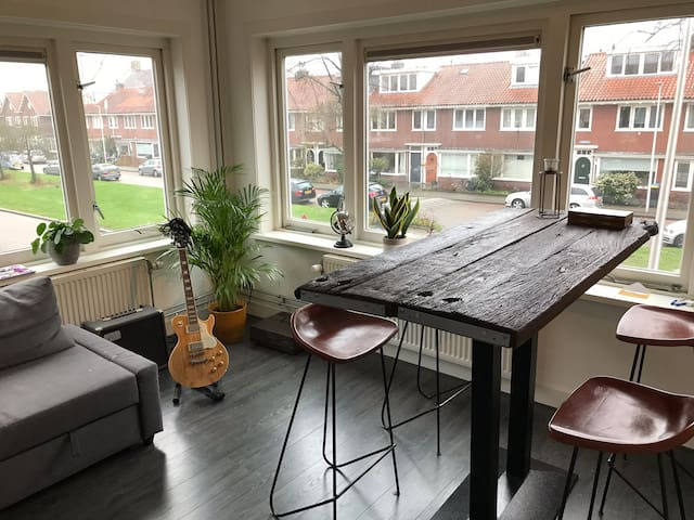 Cosy 2-person apartment in Utrecht