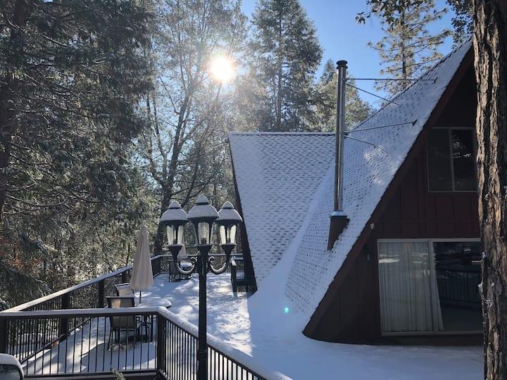 Sierra Hygge Haus near Twain Harte & Dodge Ridge