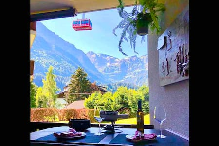 Edelweiss, Champéry, Portes du Soleil, Switzerland