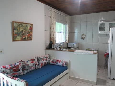 Casa Ubatuba perto do centro e fácil acesso praias
