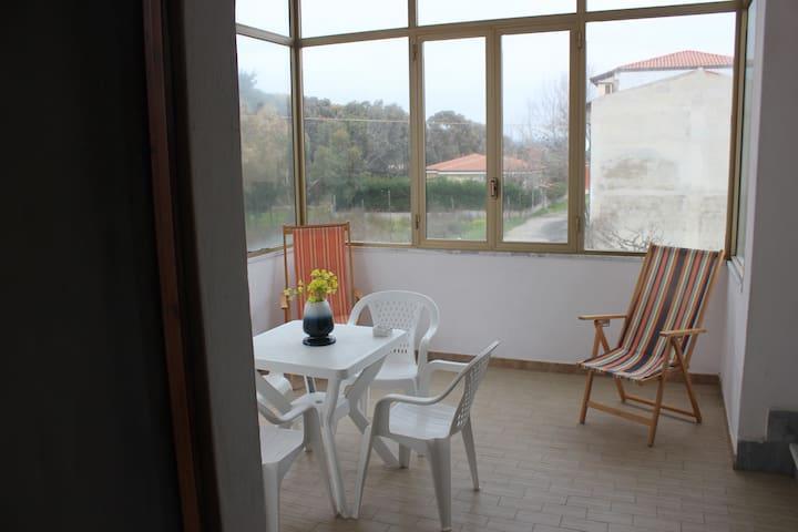 casa vacanze palazzo Cozza Piano I° - Capo Rizzuto - Appartement