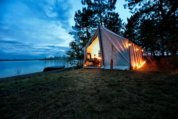 OutpostCo. Luxury Camping