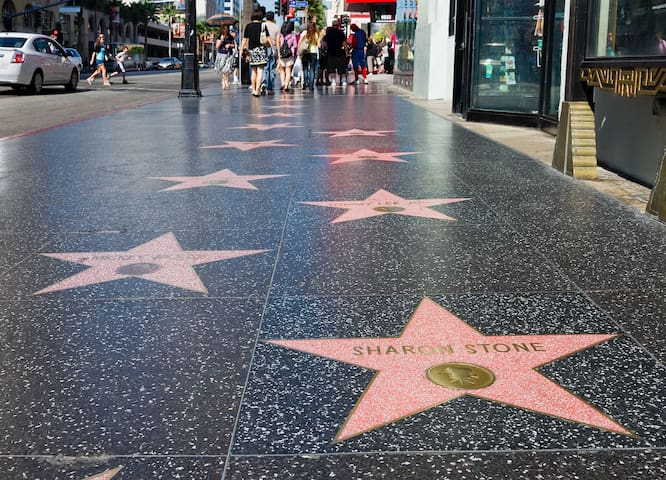 Luxury apartment Walk of Fame