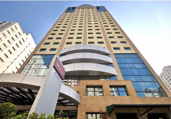 Flat no Hotel São Paulo Ibirapuera Privilege