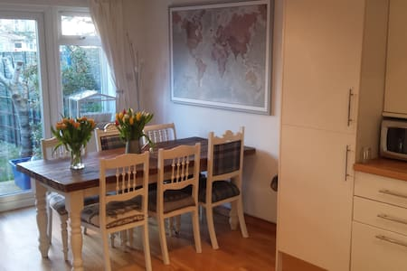 Lovely 2 bed house Edinburgh suburb - Musselburgh