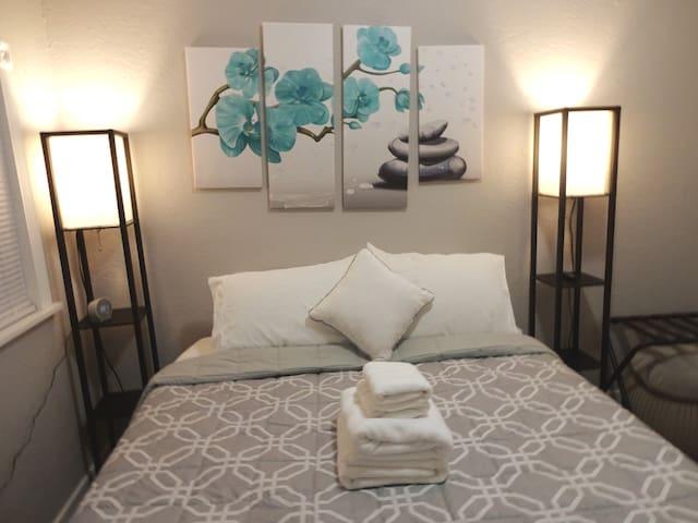 bedroom #2 complete