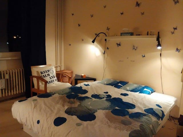 Comfortable apartment for you :) - Praag - Appartement
