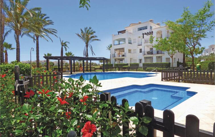 Holiday apartment with 2 bedrooms on 54m² in Roldan