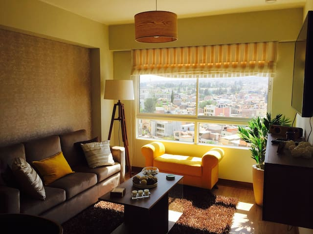 Hermoso mini apartamento con excelente ubicación