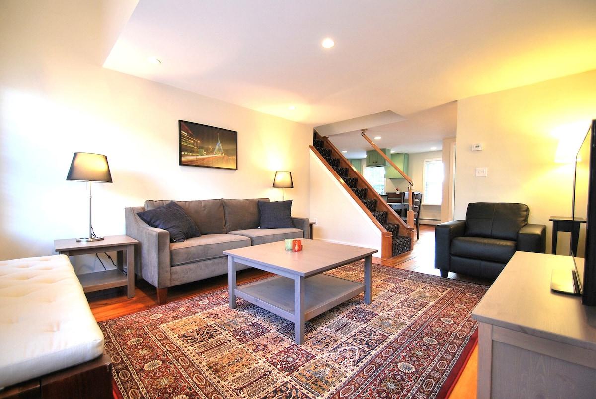 Charlestown Penthouse 3 Bedroom 2 Baths Flats For Rent In Boston Massachu