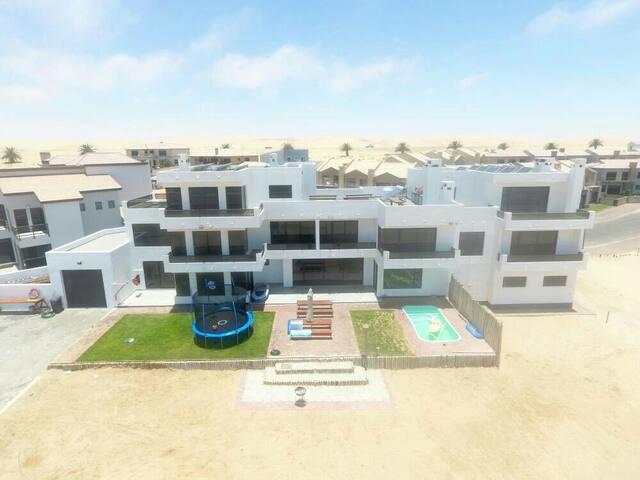 SeafrontC Beachfront Villa