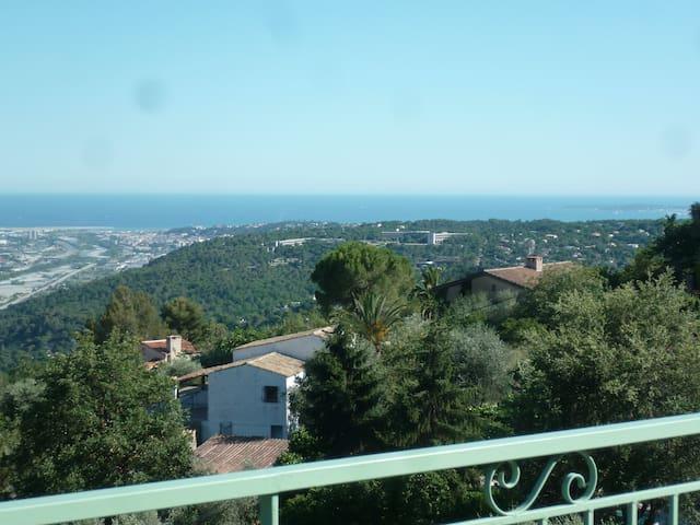 Lamaserade  T3 - Gattières - Apartemen