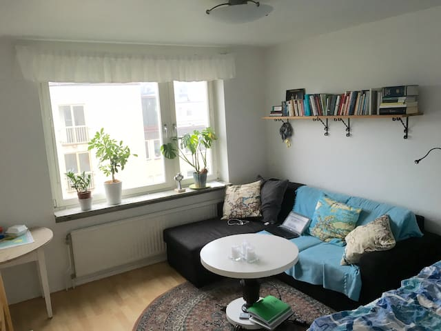 Cozy apartment 4-minute walk from central station - Malmö