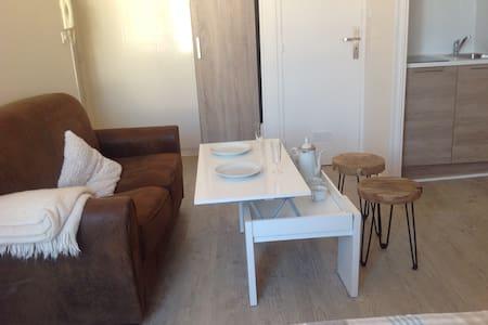 Best money-value for pristine studio in old Dijon! - Dijon - Wohnung