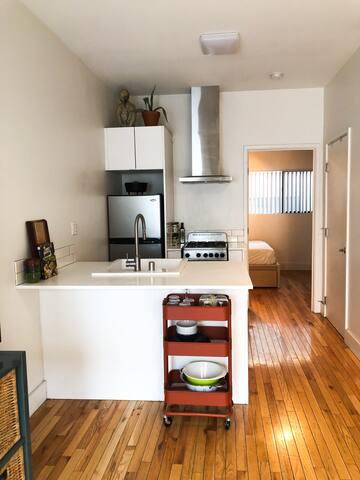 Silverlake Apartment
