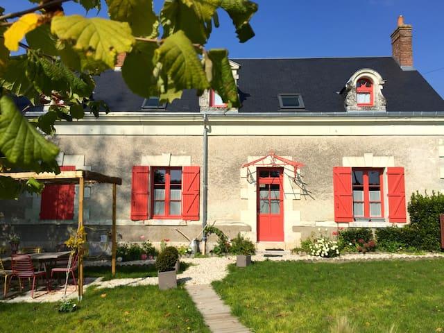 Les Gites du Parc **** Châteaux/Beauval - 16 pers