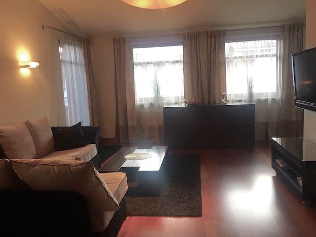 SilverII - Gdańsk - Apartment