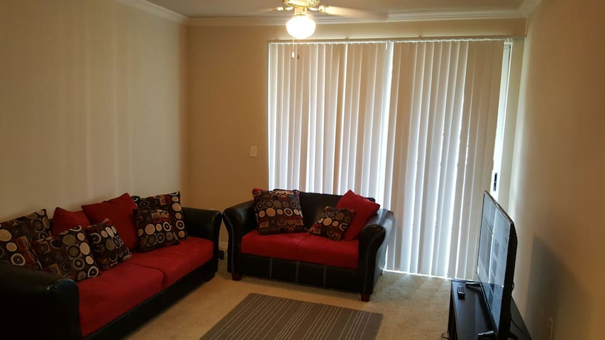 Lovely, Little living space in Lewisville - Lewisville - Apartamento