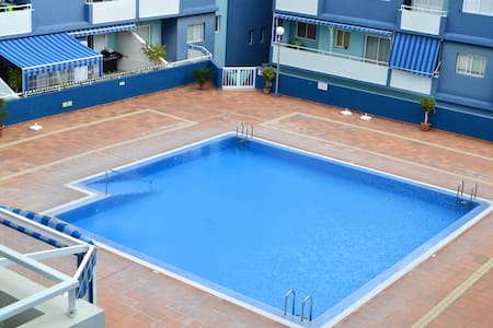 APARTMETN PUERTITO –POOL-NEAR THE SEA-TERRACE-WIFI - Puertito de Güímar