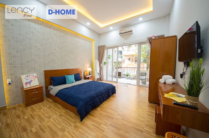 D-HOME Ben Thanh 41 Luu Van Lang,Dist1, Front Unit