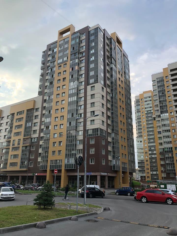Апартаменты на Дунайском 7