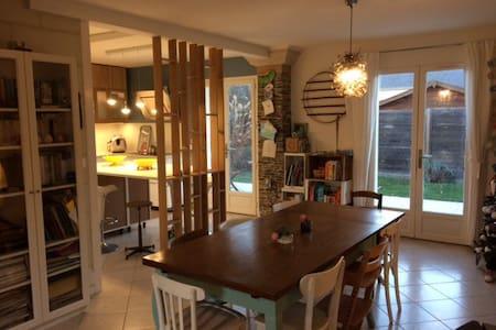 Maison avec jardin quartier calme - Angers - Ház
