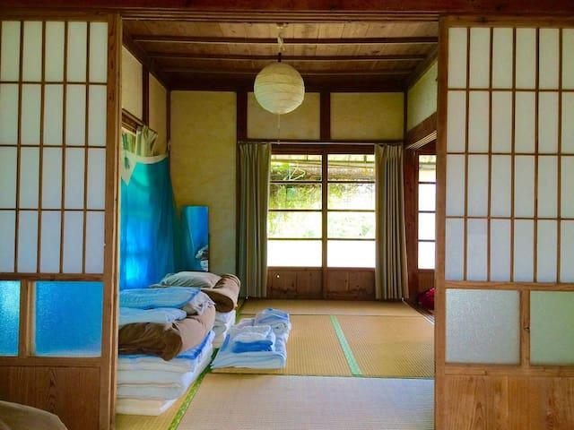 Handiya,Ryukyu old private house/1 house limited