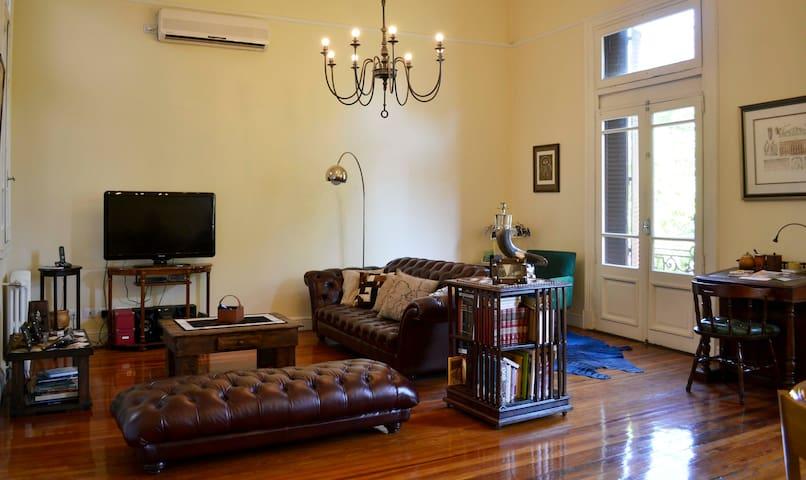 1900s Luxury Apartment in Av Corrientes - Buenos Aires - Daire